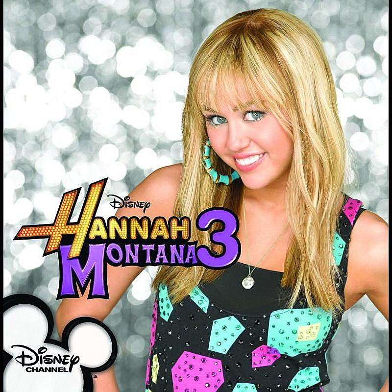 Cover Art: Hannah Montana 3