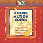 Cedarmont Kids Gospel Action Songs