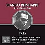 Django Reinhardt Complete Jazz Series 1935 - 1936