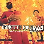 Ornette Coleman Quartet The Love Revolution/Complete 1968 Italian Tour
