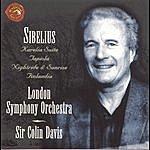 Sir Colin Davis Karelia Suite/Tapiola/Nightride & Sunrise/Finlandia