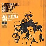 Cannonball Adderley Quintet Live In Italy 1969