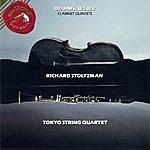 Richard Stoltzman Weber: Brahms: Clarinet Quintets