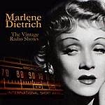 Marlene Dietrich Vintage Radio Shows