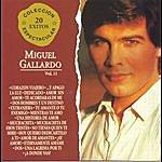Miguel Gallardo Coleccion Espectacular 20 Exitos Vol. 2