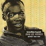 John Lee Hooker Detroit 1948-1949