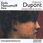 Emile Naoumoff Complete Works For Solo Piano