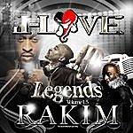 Rakim Legends Vol 1.2