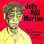 """Jelly Roll Morton """"serie All Stars Music"""" Nº4 Exclusive Remastered From Original Vinyl First Edition (Vintage Lps)"""