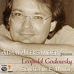 Adam Aleksander Leopold Godowsky: Sonata In E Minor