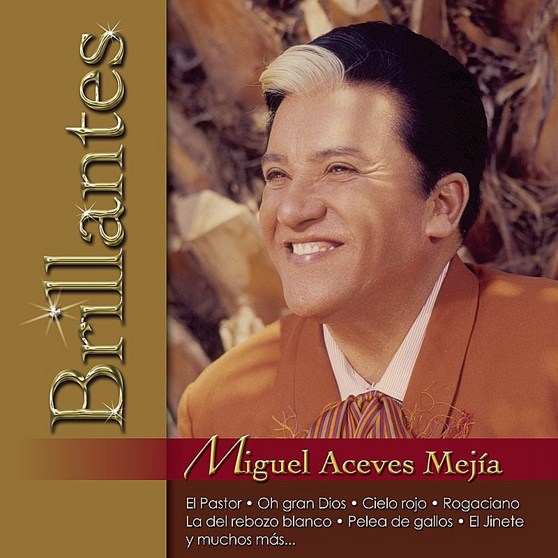 Cover Art: Brillantes - Miguel Aceves Mejia