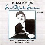 José Alfredo Jiménez 15 Exitos Vol.ii