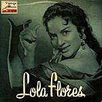"Lola Flores Vintage Spanish Song Nº56 - Eps Collectors ""lola Flores"""