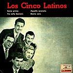 """Los Cinco Latinos Vintage Pop Nº 49 - Eps Collectors """"vuelven Los Cinco Latinos"""""""