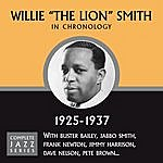 Willie 'The Lion' Smith Complete Jazz Series 1925 - 1937