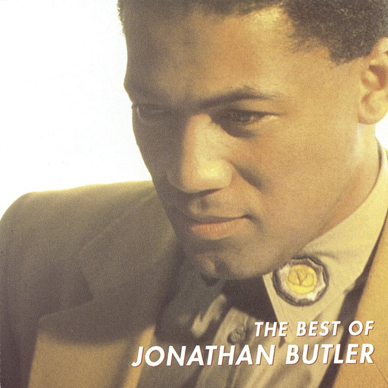 Cover Art: The Best Of Jonathan Butler