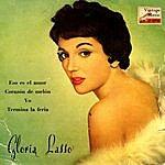 """Gloria Lasso Vintage Pop Nº 44 - Eps Collectors """"corazón De Melón"""""""