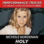 Nichole Nordeman Holy (Premiere Performance Plus Track)