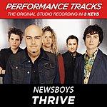Newsboys Thrive (Premiere Performance Plus Track)