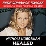 Nichole Nordeman Healed (Premiere Performance Plus Track)