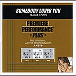 Janna Long Somebody Loves You (Premiere Performance Plus Track)