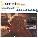Helen Merrill Parole E Musica/Different Artwork