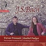 Trevor Pinnock Bach: The Complete Sonatas For Violin And Obbligato Harpsichord