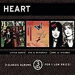 Heart Little Queen/Dog & Butterfly/Bebe Le Strange (3 Pak)