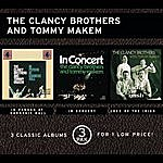The Clancy Brothers In Person At Carnegie Hall/In Concert/Luck Of The Irish (3 Pak)
