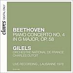 Emil Gilels Beethoven: Piano Concerto No 4 In G Major, Op. 58