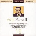 Astor Piazzolla Grandes Del Tango 18