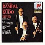 Jean-Pierre Rampal Rampal & Kudo Play Telemann, Kuhlau, Bach, Mozart & Doppler