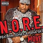 N.O.R.E. Move (Feat. Jim Jones & Nina Sky) - Single