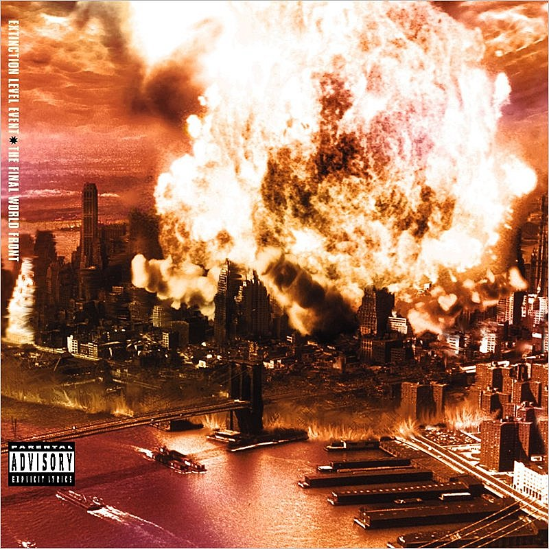 Cover Art: Extinction Level Event: The Final World Front (Parental Advisory)