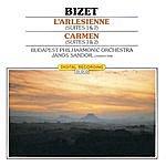 Budapest Philharmonic Orchestra Classical Favorites - Bizet: L'arlesienne/Carmen