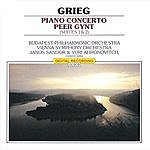 Budapest Philharmonic Orchestra Classical Favorites - Grieg: Piano Concerto/Peer Gynt