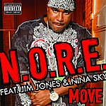 N.O.R.E. Move (Feat. Jim Jones & Nina Sky) (Single) (Edited)