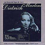 Marlene Dietrich Las Voces Del Siglo XX Vol.6