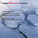 Kurt Masur Shostakovich, D.: Symphonies Nos. 1 And 5 (London Philharmonic, Masur)