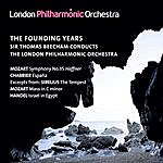 Sir Thomas Beecham Orchestral Music - Sibelius, J. / Mozart, W.a. / Handel, G.f. / Chabrier, E. (London Philharmonic, Beecham) (The Founding Years) (1934-1939)