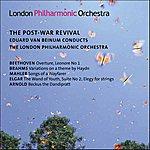 Eduard Van Beinum Orchestral Music - Arnold, M. / Mahler, G. / Brahms, J. / Edward, E. (The Post-War Revival) (Zareska, London Philharmonic, Beinum) (1946-1950)