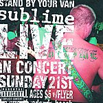 Sublime Sublime Live - Stand By Your Van (Parental Advisory)