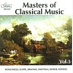 Sofia Symphony Orchestra Masters Of Classical Music, Vol. 3
