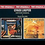 Cyndi Lauper She's So Unusual / True Colors