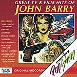 John Barry Great Film And Tv Hits