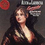Alicia De Larrocha Granados: Goyescas / Allegro De Concierto / Danza Lenta