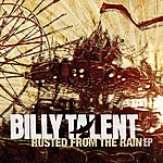Billy Talent Rusted From The Rain EP