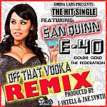 E-40 Off That Vodka Remix (Edited)(3-Track Maxi-Single)