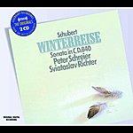 Peter Schreier Schubert: Winterreise / Piano Sonata In C, D840 (2 Cds)