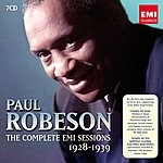 Paul Robeson Paul Robeson: The Complete Emi Sessions 1928-1939
